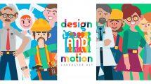 پروژه افترافکت ابزار ساخت کاراکتر موشن گرافیک
