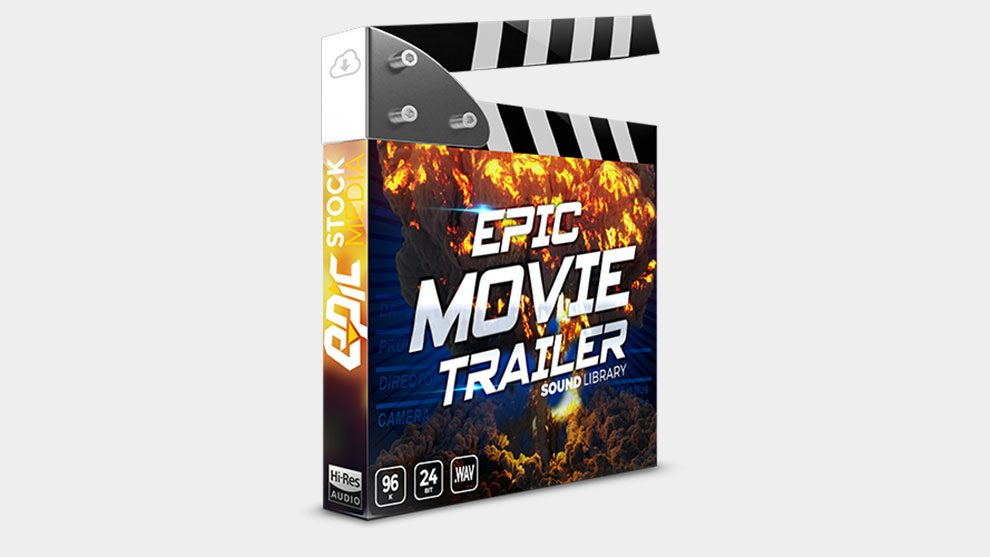 مجموعه افکت صوتی حماسی برای تریلر Epic Movie Trailer