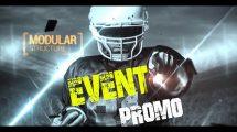پروژه افترافکت تیزر تبلیغاتی رویداد Event Promo