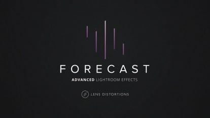 مجموعه پریست لایتروم Forecast