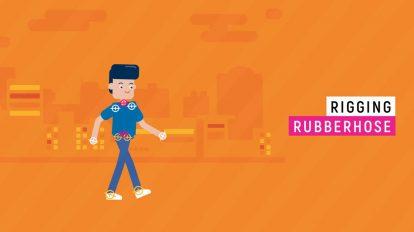 اسکریپت افترافکت RubberHose 2.0.7 برای ساخت ریگ انیمیشن