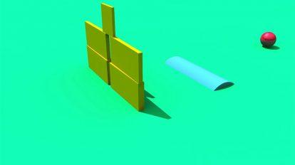 درک مفاهیم دینامیک و ذرات در مایا - بخش 3