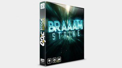مجموعه افکت صوتی تریلر فیلم Braaam Strike