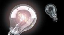پروژه افترافکت نمایش لوگو با لامپ روشن Bright Idea