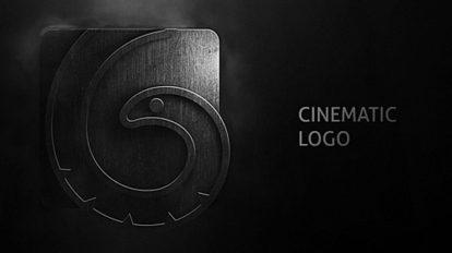 پروژه افترافکت نمایش لوگو سینمایی Cinematic Logo