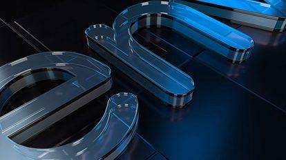 پروژه افترافکت نمایش لوگو شیشهای Cool Glass Logo