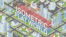 پروژه افترافکت تیزر تبلیغاتی با نقشه ایزومتریک Isometric Map Builder