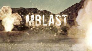 مجموعه 79 فوتیج ویدیویی انفجار mBlast