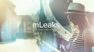 مجموعه فوتیج ویدیویی افکت نشتی نور mLeaks