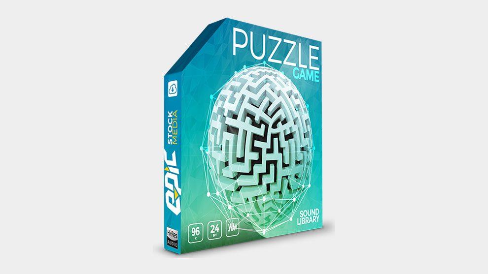 مجموعه افکت صوتی بازی موبایل Puzzle Game