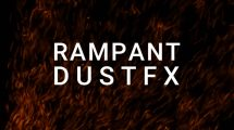 مجموعه فوتیج ویدیویی گرد و غبار Rampant DustFX