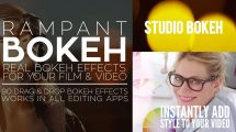 مجموعه فوتیج ویدیویی نور بوکه Rampant Studio Bokeh