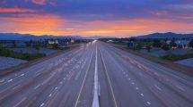 مجموعه فوتیج ویدیویی جاده و بزرگراه