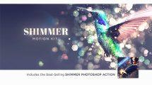 اسکریپت افترافکت Shimmer Motion Kit