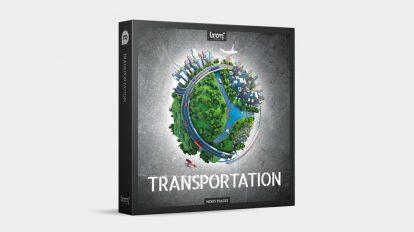 مجموعه افکت صوتی محیطی حمل و نقل Transportation
