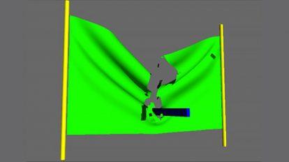 درک مفاهیم دینامیک و ذرات در مایا - بخش 5