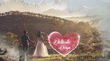 پروژه پریمیر اسلایدشو عروسی Wedding Slideshow