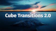 پروژه پریمیر ترانزیشن مکعبی Cube Transitions 2