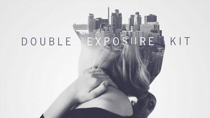 پروژه افترافکت ساخت افکت دابل اکسپوژر Double Exposure Kit
