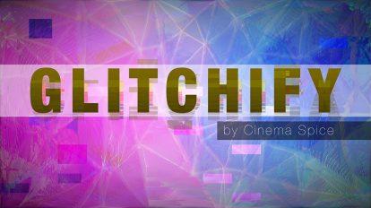 پلاگین افترافکت Glitchify برای ساخت افکت قطعی دیجیتال در افترافکت