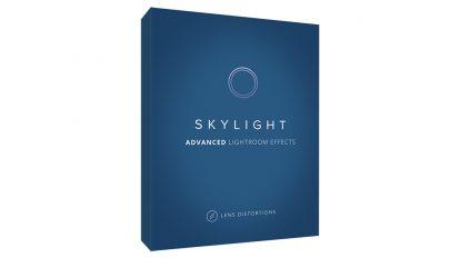 مجموعه پریست لایتروم افکت های نور Lens Distortions Skylight