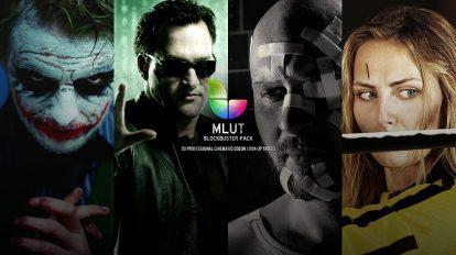 مجموعه 30 پریست رنگ سینمایی mLUT Blockbuster Pack