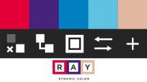 پلاگین افترافکت Ray Dynamic Color