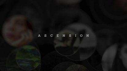 پروژه افترافکت نمایش عناوین تیتراژ Ascension