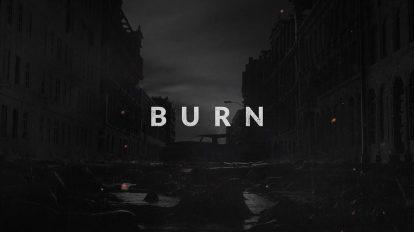 مجموعه 234 فوتیج ویدیویی آتش Burn Fire Effects