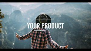 پروژه افترافکت افتتاحیه Dynamic Stylish Opener