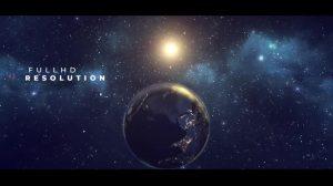پروژه پریمیر نمایش عناوین کره زمین Earth Planet Titles