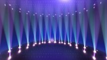 ویدیوی موشن گرافیک نورپردازی مراسم Event Lighting