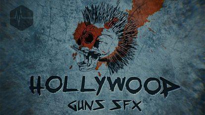 مجموعه افکت صوتی تفنگ و اسلحه Hollywood Guns SFX