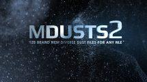 مجموعه 125 فوتیج ویدیویی گرد و غبار mDusts 2