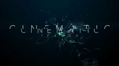 پروژه افترافکت تریلر سینمایی Movie Trailer