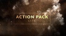 مجموعه 25 فوتیج برای کامپوزیت جلوه های ویژه اکشن Action Pack Lite