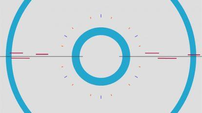 پروژه پریمیر نمایش لوگو Shape Logo Reveal