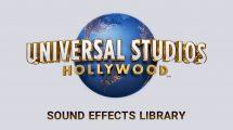 مجموعه افکت صوتی Sound Ideas Universal Studios