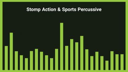 موزیک زمینه ورزشی Stomp Action & Sports Percussive