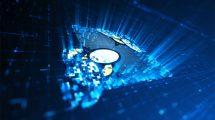 پروژه افترافکت نمایش لوگو تکنولوژی Tech Logo Intro