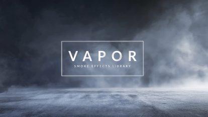 مجموعه 143 فوتیج ویدیویی دود و مه Vapor