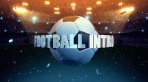 پروژه افترافکت اینترو فوتبال Football Intro
