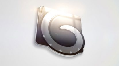 پروژه افترافکت نمایش لوگو سریع Quick Clean Bling Logo 5