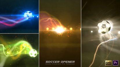 پروژه پریمیر افتتاحیه فوتبال Soccer Opener