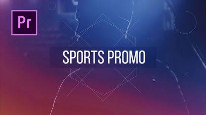 پروژه پریمیر افتتاحیه ورزشی Sports Promo