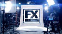 پروژه افترافکت نمایش لوگو استودیوی فیلم Studio Logo Reveal