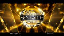 پروژه افترافکت اجزای جامع برای مراسم جوایز Ultimate Awards Package