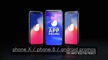 پروژه افترافکت تیزر تبلیغاتی اپلیکیشن Wonderful App Promo