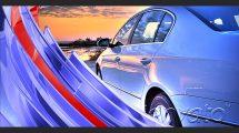 مجموعه ویدیوی موشن گرافیک پوشش شیشه ای 3D Glass Overlay Vol.1