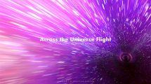 مجموعه ویدیوی موشن گرافیک پرواز در جهان هستی 5
